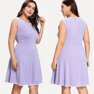 Dresses & Skirts - 🆕🔥🔥  Lavender Pastel A-Line Dress